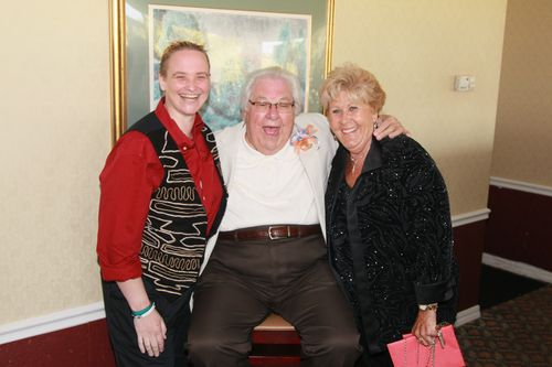 Jane Campedelli, Bert and I